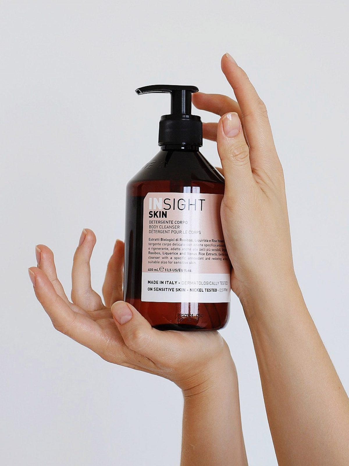 nawilżający żel do mycia ciała, nawilżający żel pod prysznic, żel do mycia, żel pod prysznic, żel do mycia ciała, nawilżający żel do mycia ciała insight skin