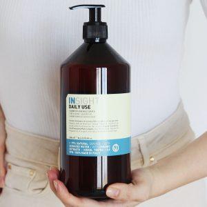 szampon do włosów, naturalny szampon do włosów, szampon do codziennej pielęgnacji, szampon insight daily use, szampon do codziennej pielęgnacji włosów, szampon do codziennej pielęgnacji insight