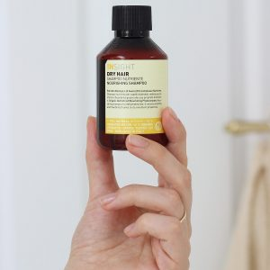 szampon do włosów suchych, szampon do suchych włosów, szampon nawilżający, szampon do włosów suchych insight, szampon po rozjaśnianiu, szampon insight dry hair