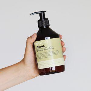 szampon kojący, szampon kojący do włosów, szampon kojący do skóry głowy, szampon insight lenitive, szampon do podrażnionej skóry głowy, szampon do ŁZS, szampon do wrażliwej skóry głowy